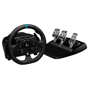 Volante Logitech G923 para Xbox Series X, Xbox One e PC com Force Feedback TRUEFORCE - 941-000157