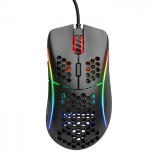 # BLACK NOVEMBER # Mouse Glorious Gaming Model D- Minus Black Matte (Preto Fosco) - GDM-BLACK