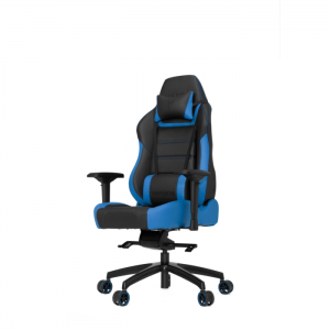Cadeira Gamer Vertagear P-Line PL6000 Racing Series Black Blue - VG-PL6000-BL