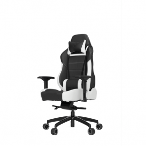 Cadeira Gamer Vertagear P-Line PL6000 Racing Series Black White - VG-PL6000-WT