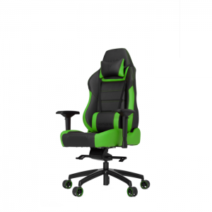 Cadeira Gamer Vertagear P-Line PL6000 Racing Series Black Green - VG-PL6000-GR