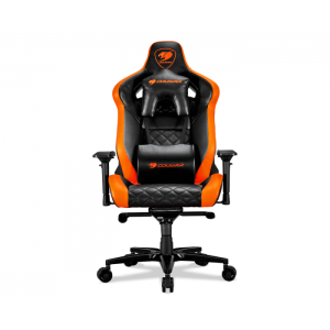 Cadeira Gamer Cougar Armor Titan Orange - 3MATTNXB.0001