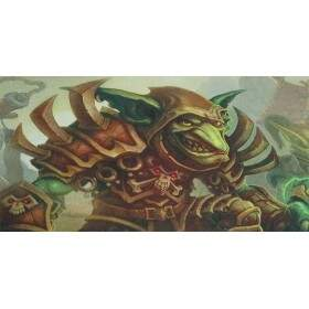 MousePad SteelSeries QcK WoW Cataclysm Goblin
