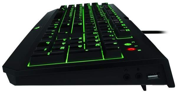 Teclado Razer BlackWidow Ultimate 2014 Stealth Edition