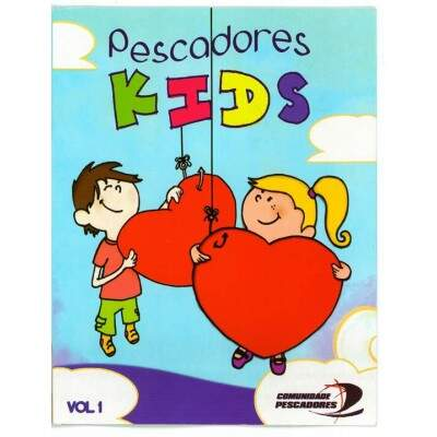 Cd Pescadores Kids - Vol.1