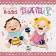 Cd + Dvd Pescadores Kids Baby - Vol I
