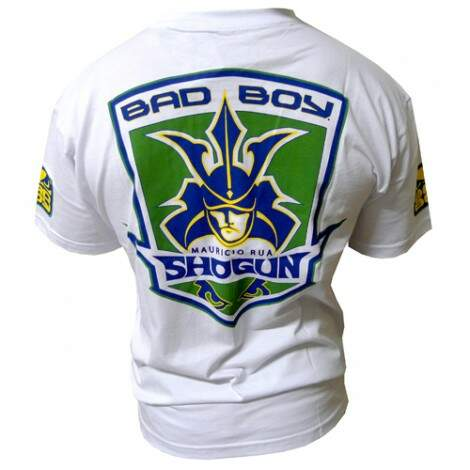 Camiseta Bad Boy Shogun Branca