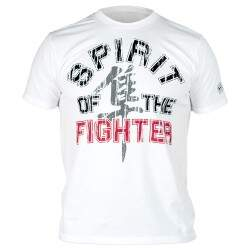 Camiseta Hayabusa Spirit of the Fighter White