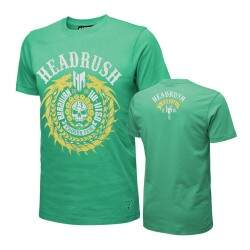 Camiseta Headrush Brazil Crew V2