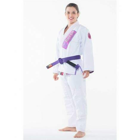 KIMONO BLACK BALL 4LADIES BRANCO