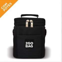 Bolsa Térmica 2GOBAG Sport Mini Fit  BLACK