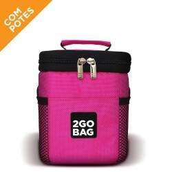 Bolsa Térmica 2GOBAG Sport Mini Fit ULTRA PINK