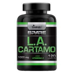 L.A. Oleo de Cartamo SPARE (1000 mg) - 120 Cáps. Softgel