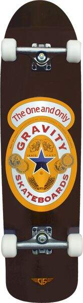 Gravity Skateboards - 35\\\