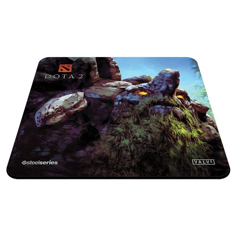 MousePad SteelSeries QcK+ Dota 2 Tiny Edition