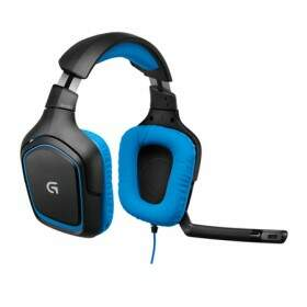 Fone Logitech G430 USB Surround 7.1