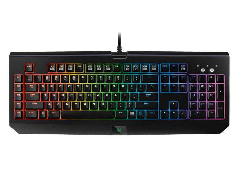 Teclado Razer BlackWidow CHROMA