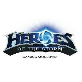 # BLACK NOVEMBER # MousePad SteelSeries QcK Heroes of the Storm