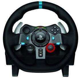 # ESPECIAL NATAL # Volante Logitech G29 Driving Force PS3/PS4/PC