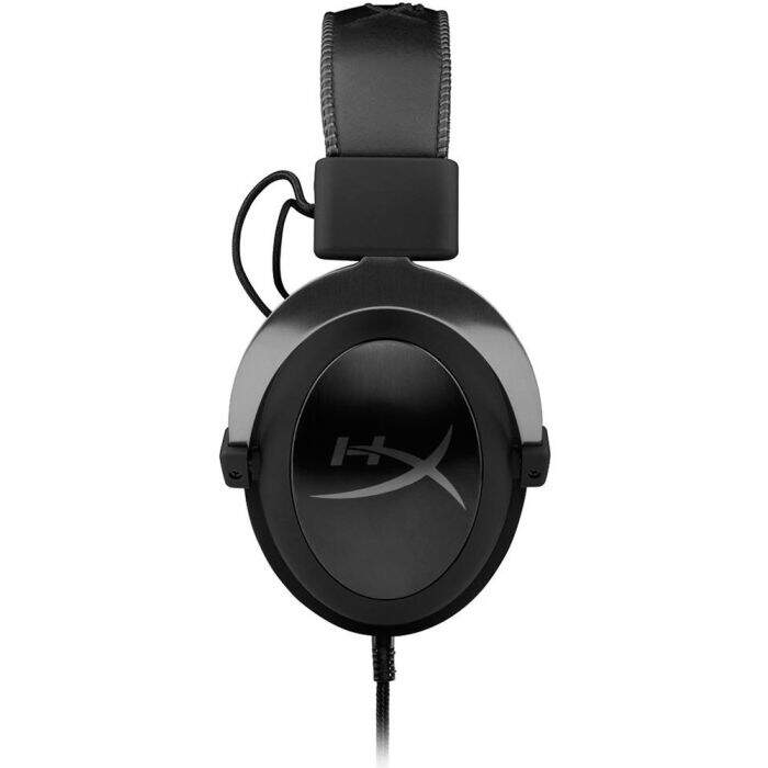 # ESPECIAL NATAL # Fone Kingston HyperX Cloud II USB 7.1 Preto KHX-HSCP-GM