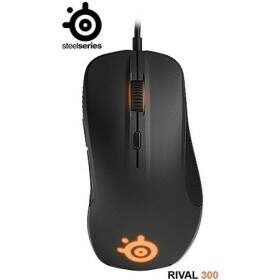 # BLACK NOVEMBER # Mouse SteelSeries Rival 300 Black Optical - 62341