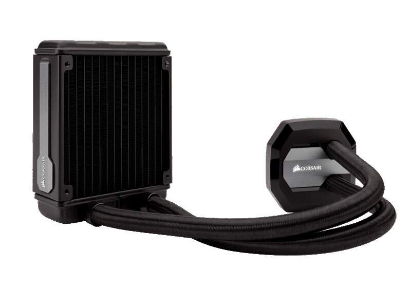 Water Cooler Corsair Gaming Hydro Series - High Performance Liquid H80i V2 - CW-9060024-WW