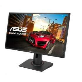Monitor Gaming LED 24´ASUS FullHD 1920x1080 144Hz HDMI/DP/DVI - MG248Q
