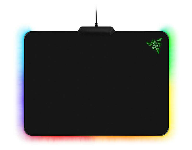 # BLACK NOVEMBER # MousePad Razer Firefly Cloth Edition Chroma Iluminated