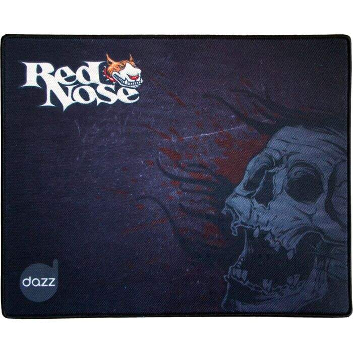 # BLACK NOVEMBER # MousePad Dazz Gamer Red Nose Control - 624408