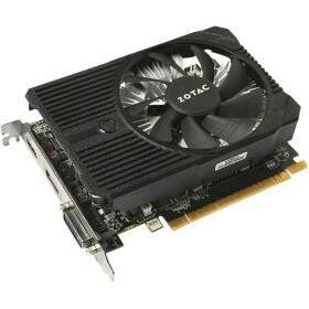 Placa de Vídeo VGA Zotac GeForce GTX 1050 Ti 4GB Mini ZT-P10510A-10L