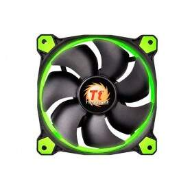 Cooler FAN Thermaltake Riing 12 Fan Led Green 1500RPM CL-F038-PL12GR-A
