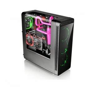 Gabinete Thermaltake View 27 c/ 4x Fan Riing 12 Verde - CA-1G7-00M1WN-GR - BOX