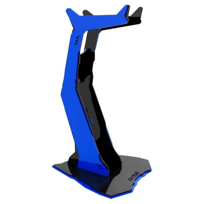 Suporte HeadSet Rise Gaming Venon - Black and Blue