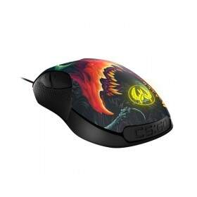Mouse SteelSeries Rival 300 Hyper Beast CS:GO Edition