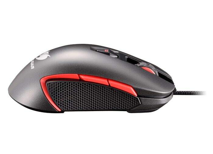Mouse Cougar Gamer 400M 4000dpi Iron Grey