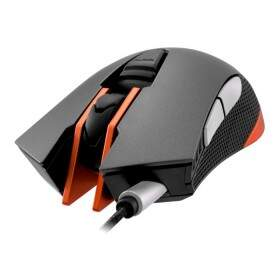 Mouse Cougar Gamer 550M 6400dpi Iron Grey