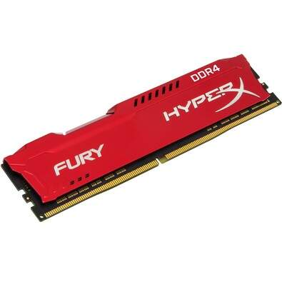 Memória Kingston HyperX FURY 8GB 2133Mhz DDR4 CL14 Red Series HX421C14FR2/8