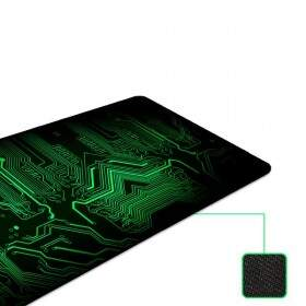 MousePad Rise Gaming Circuit Extended Bordas Costuradas - RG-MP-06-CRT