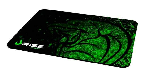 MousePad Rise Gaming Snake Médio Bordas Costuradas - RG-MP-04-SE