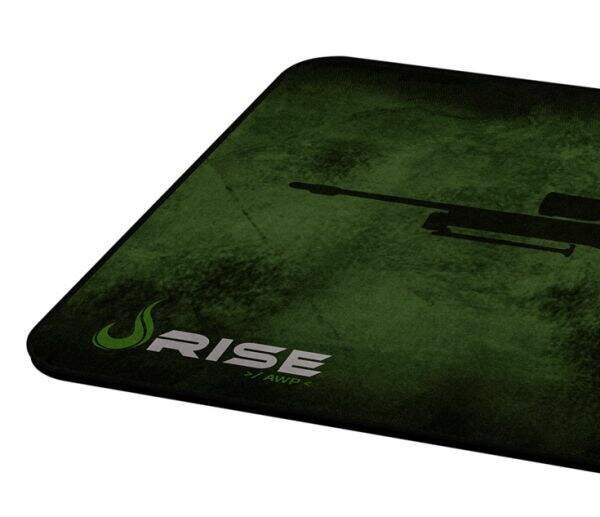 MousePad Rise Gaming Sniper Médio Bordas Costuradas - RG-MP-04-SNP