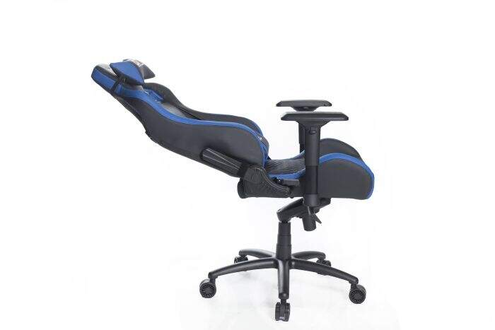 Cadeira Gamer DT3 Sports Onix Diamond Black Blue 10590-5