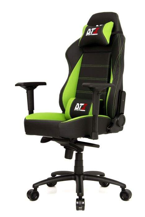 Cadeira Gamer DT3 Sports Orion Black Green 10363-3