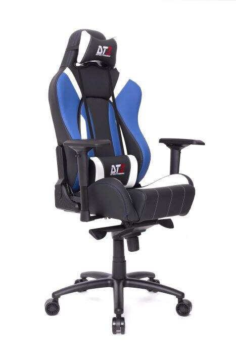 Cadeira Gamer DT3 Sports Prime Black/Blue/White 10546-6