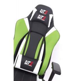 Cadeira Gamer DT3 Sports Prime Black/Green/White 10547-7