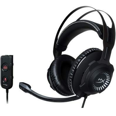 Fone Kingston HyperX Cloud Revolver S 7.1 Dolby Digital - HX-HSCRS-GM/LA