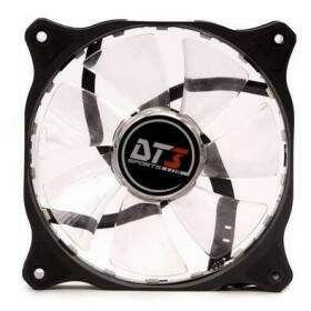 Kit DT3 Sports HD120 Duo RGB - 2x Fan 120mm + Fita Led