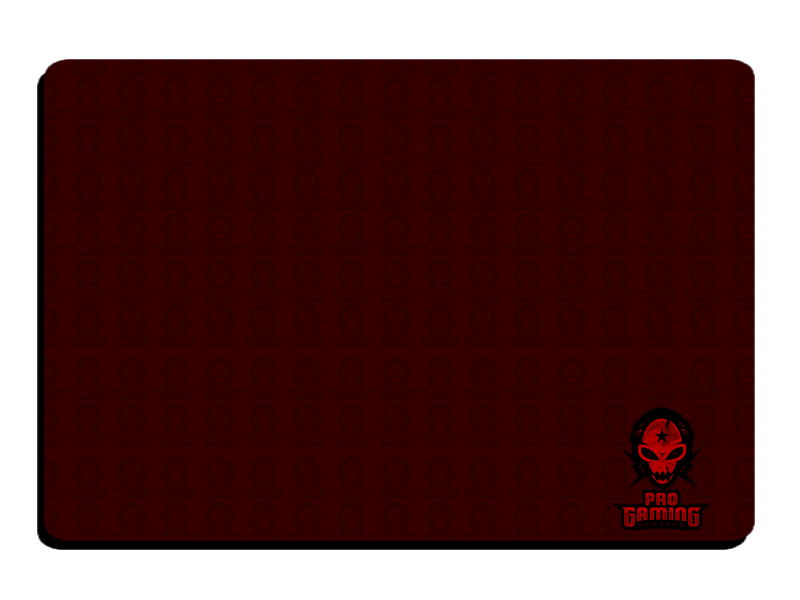 MousePad ProGaming Esports Forsen Red Edition Medium