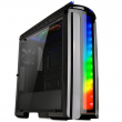 Gabinete Thermaltake Versa C22 RGB BLACK/SPCC/FULL Window - CA-1G9-00M1WN-00