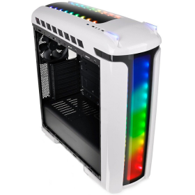 Gabinete Thermaltake Versa C22 RGB Snow Full Window CA-1G9-00M6WN-00