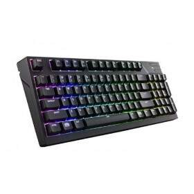 # BLACK NOVEMBER # Teclado CoolerMaster Masterkeys Pro M Cherry Silver (Speed) ABNT 2 c/ LED RGB - SGK-6040-KKCS1-BR